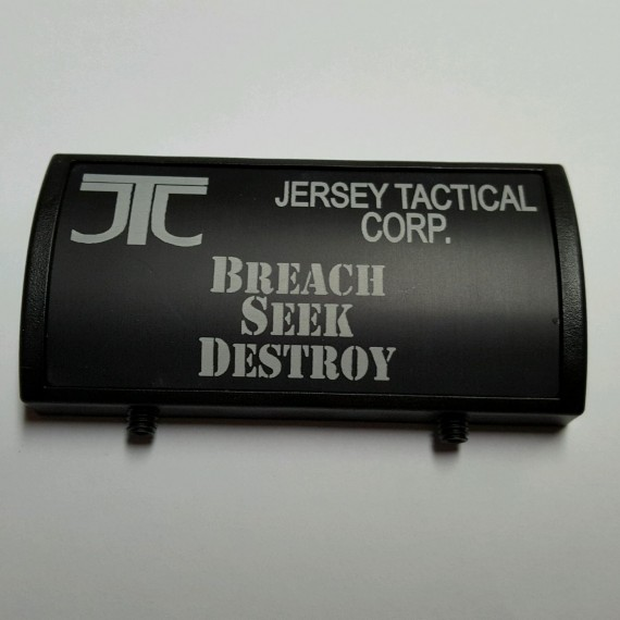 JTC-AR-15 RAIL COVER - Breah Seek Destroy