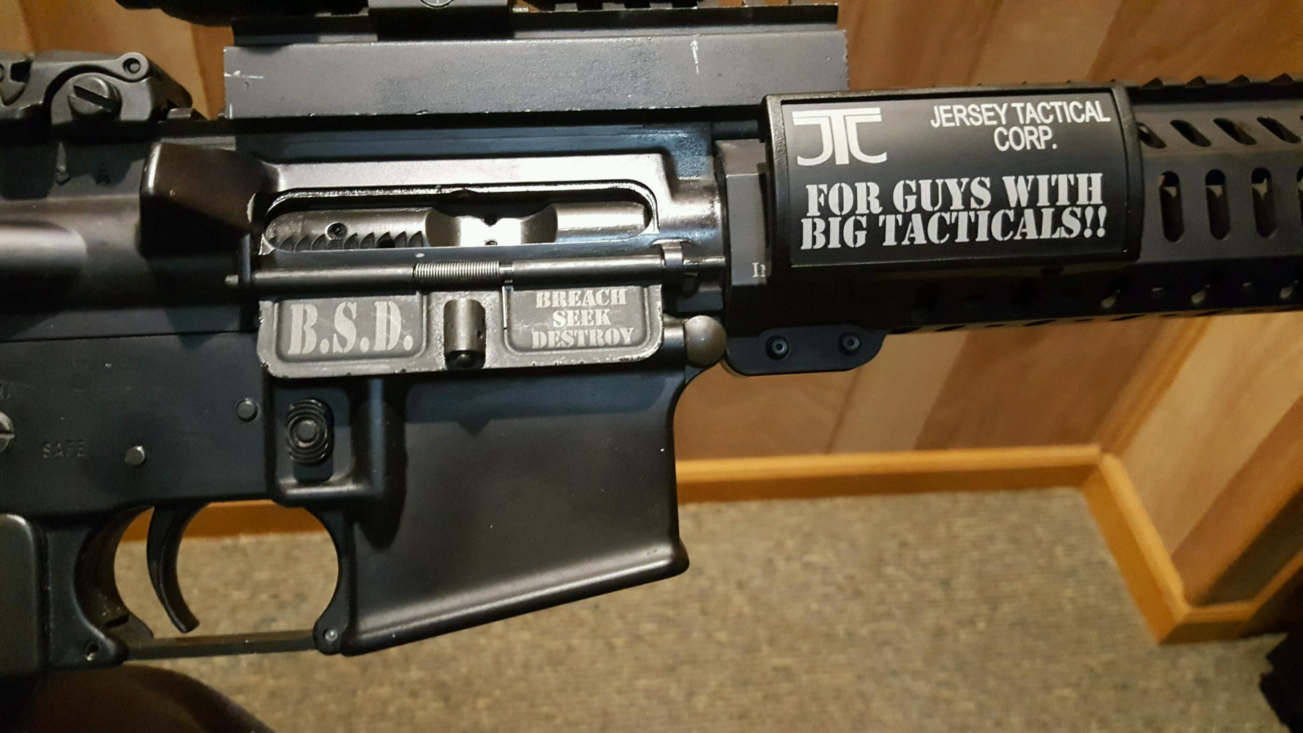 Jtc Ar 15 Dust Covers Jersey Tactical Corp