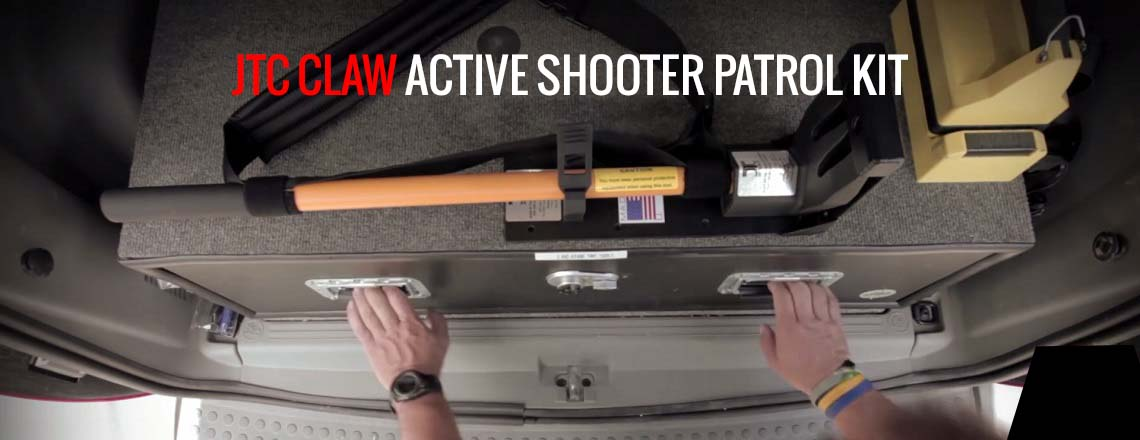 JTC Active Shooter Patrol Kit